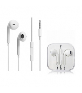 Earphone Earbud Headset with Volume Control & Mic For iPhone SE 6s 6 plus 5s