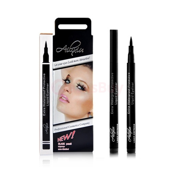 Liquid Eye Liner Pen Pencil Black Waterproof Eyeliner Makeup Beauty Cosmetic