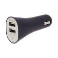2.1A / 1A Universal 2 Ports Dual USB Car Charger Adapter For iPhone 5 6 Samsung