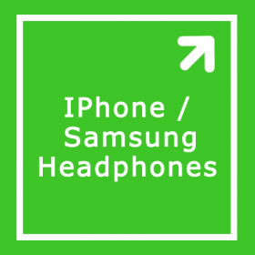 IPhone / Samsung Headphones